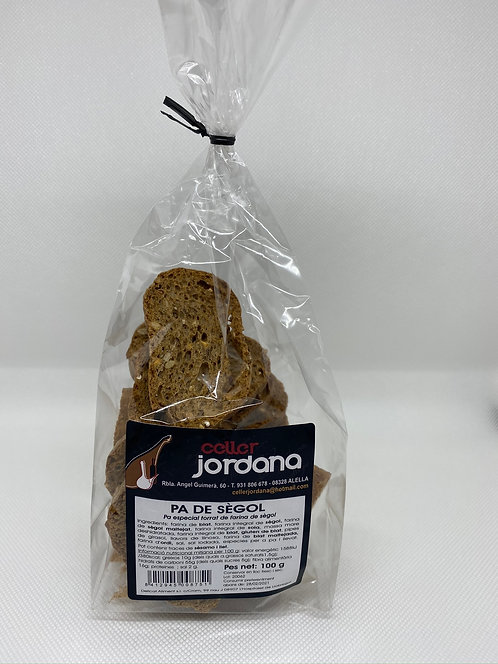 Pan de Centeno 100g