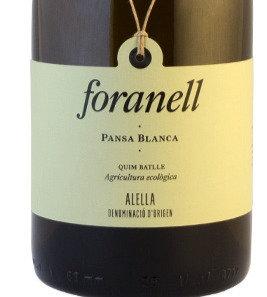 Quim Batlle Foranell Pansa Blanca 2015 75 cl.