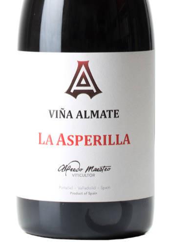 Alfredo Maestro Viña Alómate La Asperilla 2017
