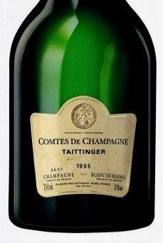Taittinger Comtes de Champagne Blanc Blancs 2008