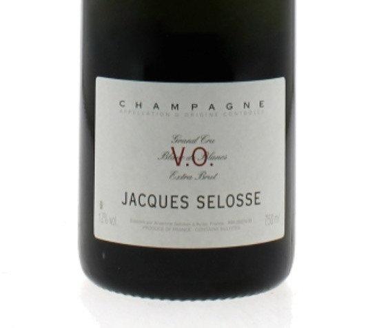 "Champagne Jacques Selosse V.O. ""Version Originale"""