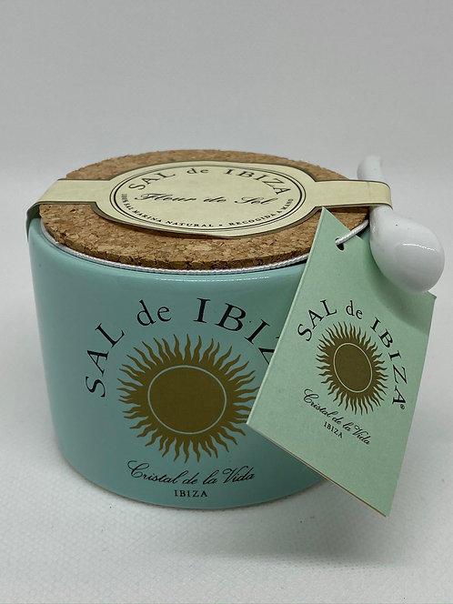 Sal de Ibiza ceramica 150 grs.