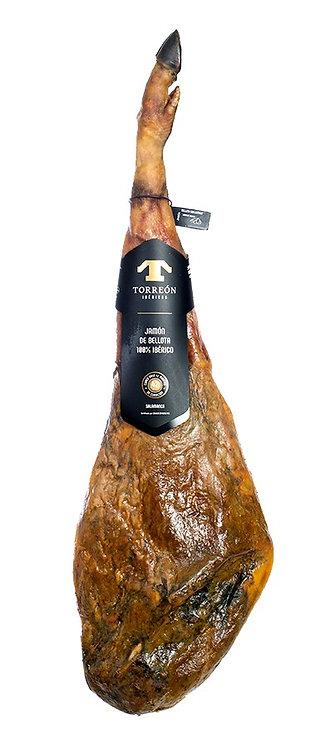 Jamón Ibérico de Bellota Torreón 100% 8-8,5 kg Salamanca
