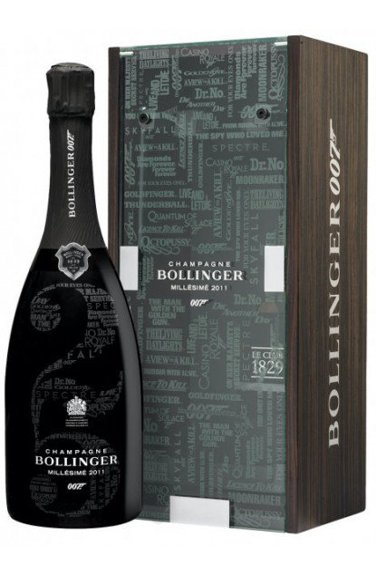 Bollinger 007 Limited Edition Millesime Champagne 75 cl.