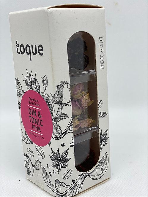 Toque Gin & Tonic 3 botanicos pink