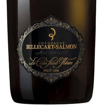 Billecart-Salmón Clos Saint Hilarie Sous Étuis 1999