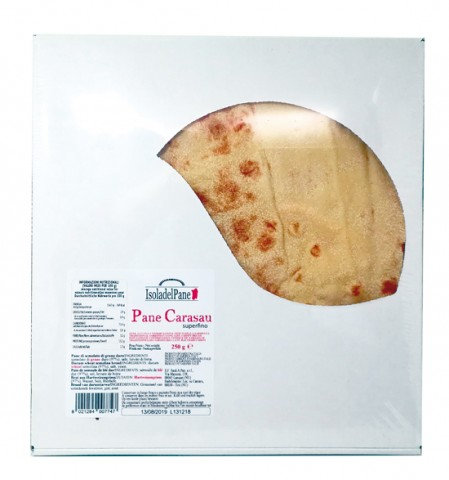 Pane Carasau super fino 250 grs.