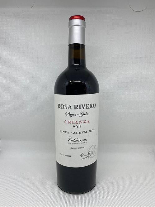 Rosa Rivero crianza 2014