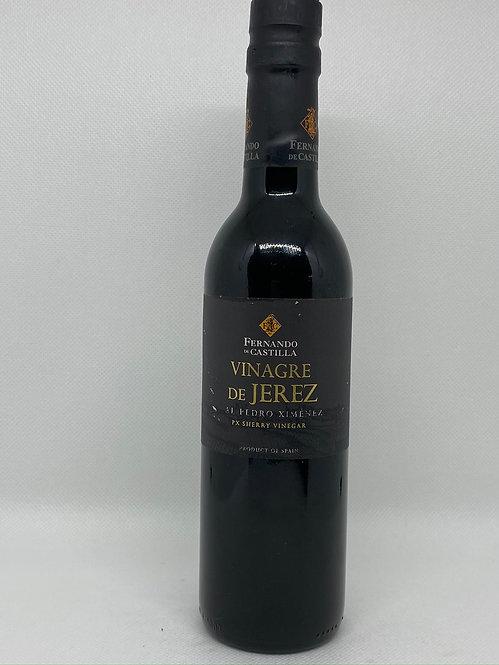 Vinagre de Jerez Pedro XiménezFernando de Castilla 50 cl.