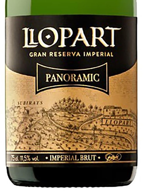 Llopart Imperial Panorámic 2014