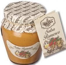 Salsa Romesco Rosara 185 grs.