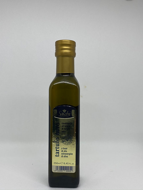 Aceite de trufa Negra Sacchi 25 cl.