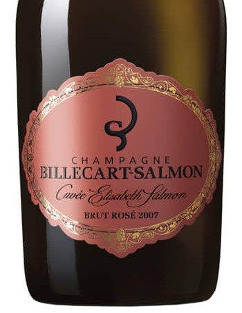 Billecart-Salmón Rosé Elisabeth Millesimé 2007