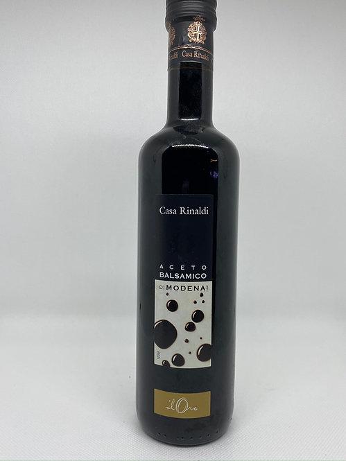 Vinagre balsamico de modena  Il Oro 50 cl.