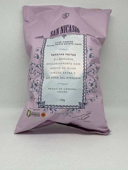 Patatas fritas San Nicasio 150 grs.