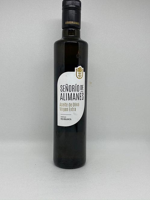 Aceite Señorío de Alimanes Hojiblanca 50 cl.