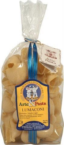 Lumaconi Arte y Pasta 500 grs.