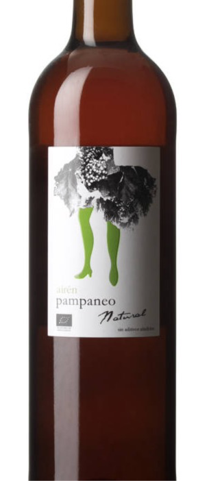 Pampaneo Airén Natural 2019