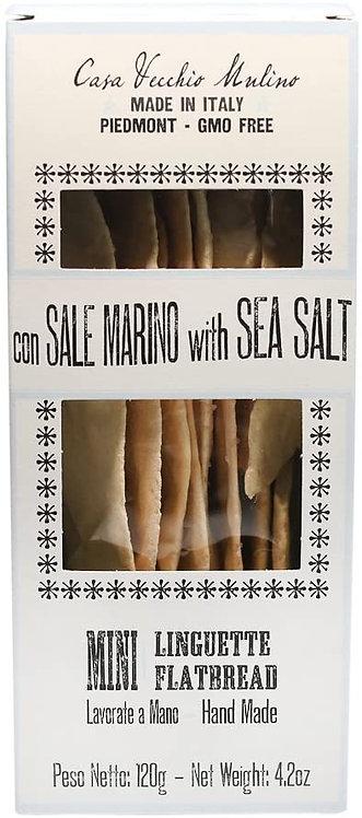 Mini Linguetta con sal marina
