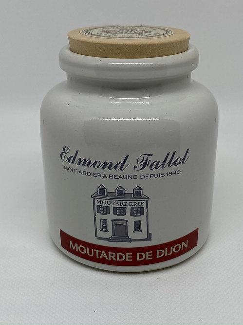 "Mostaza de Dijon 250 g ""Cerámica"" Edmond Fallot"