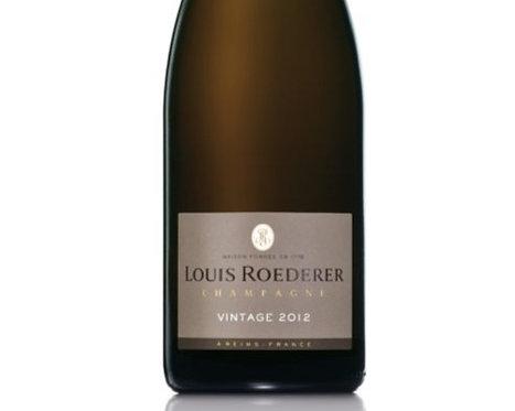 Louis Roederer Brut Vintage 2012