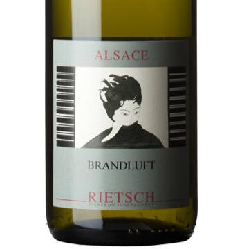 Riesch Riesling Brandluft 2015