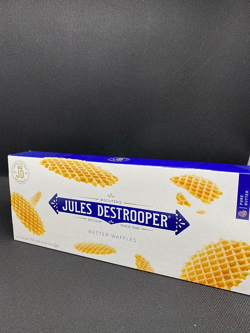 Butter Waffles 100 g Jules Destrooper