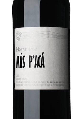 Naranjuez Más p'aca 2016