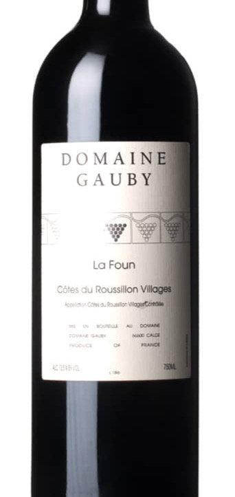 Gauby La Foun 2013
