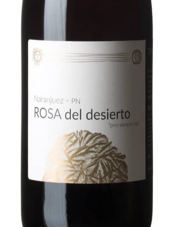 Naranjuez Rosa del Desierto 2018