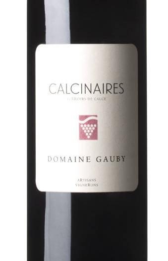 Gauby CalcinairesTinto 2018