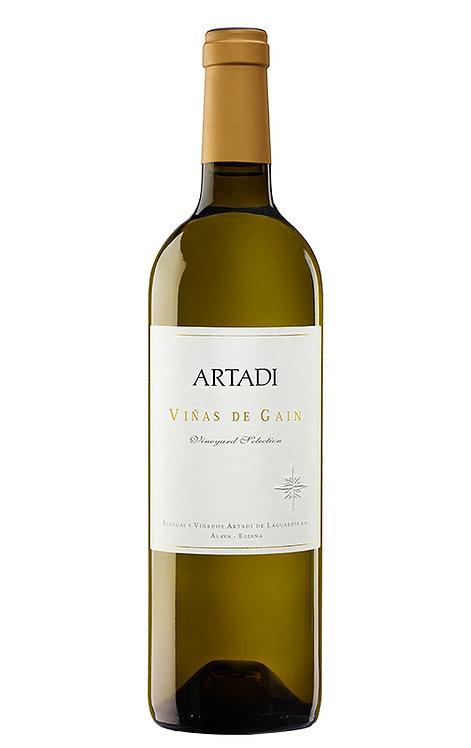 Artadi Viñas del Gain blanco2016