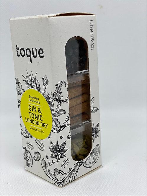 Toque Gin & Tonic 3 botanicos london dry
