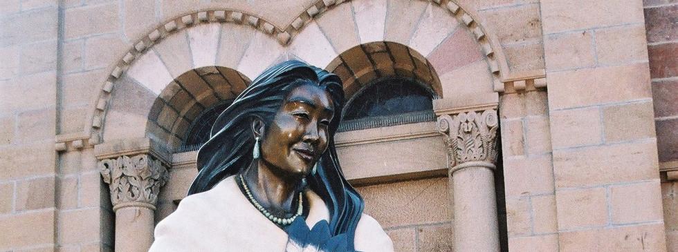 Santa Fe cathédrale Katerina