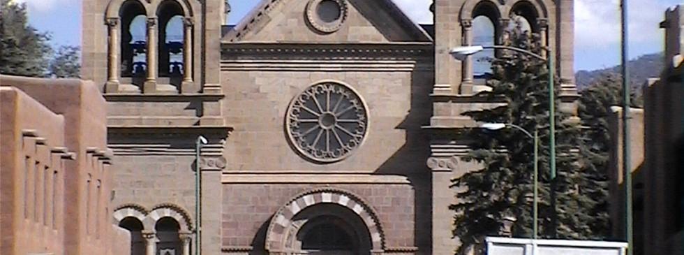 Santa Fe Cathédrale