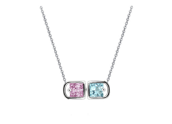 Sprinkles Necklace | Silver