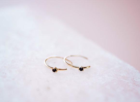 Élysées Earrings (Gold)