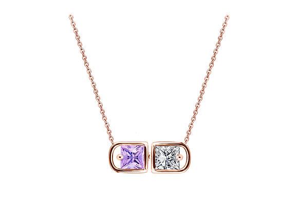 Sprinkles Necklace | Rosegold