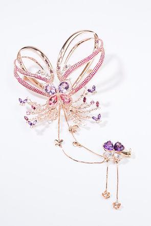 butterfly designer jewelry SOHO newsletter