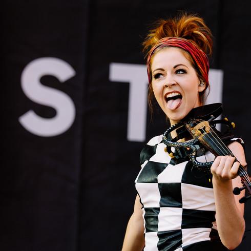 Lindsey Stirling live at Lollapalooza Berlin 2016 (c) Markus Werner