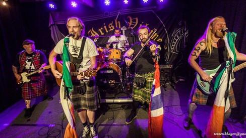 THE IRISH VIKINGS