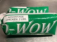 advantage chicken b