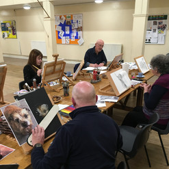 Session 2 Adults Evening class