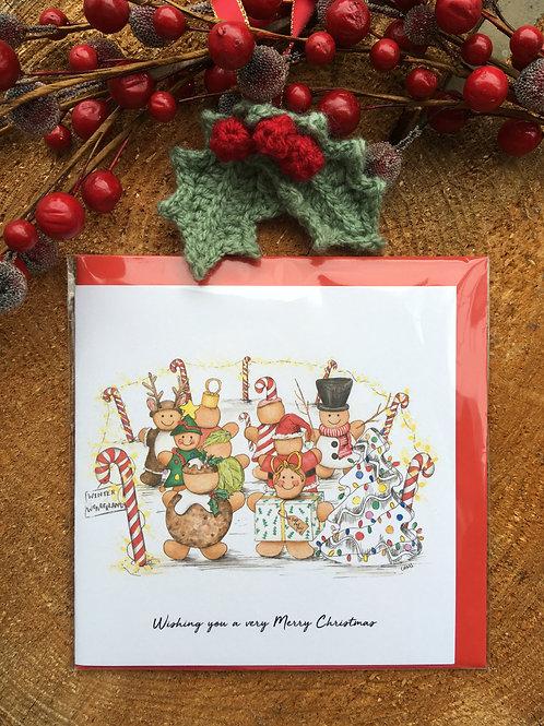 Christmas Card 'Winter Wonderland'