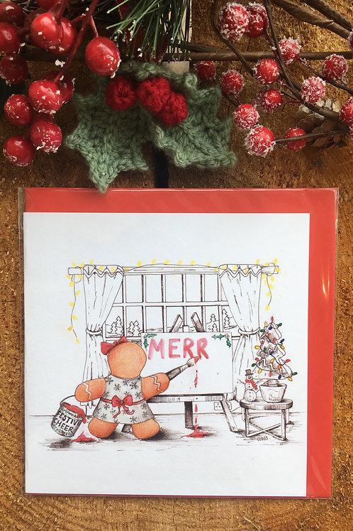 Christmas Card 'Artist'