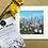 "Thumbnail: Rose Meadow  8"" Mini mounted print"