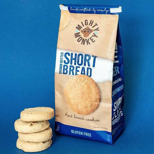 Brown Butter Short Bread (GF)