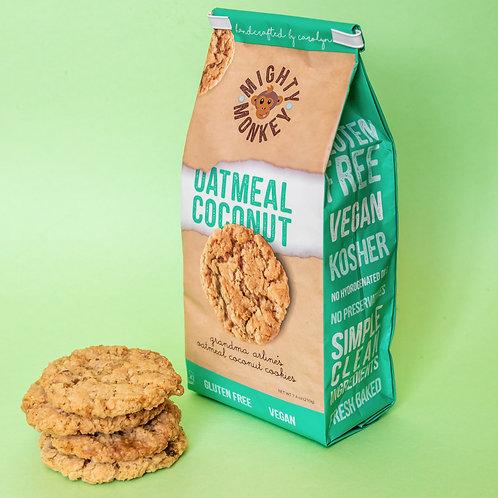 Gma Arline's Oatmeal Coconut (GF/V)
