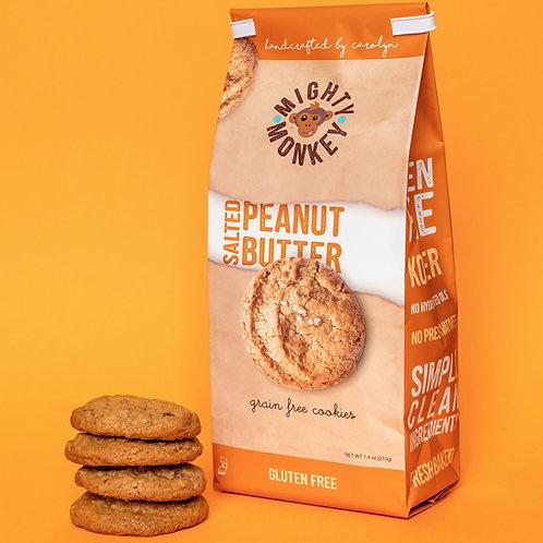 Salted Peanut Butter (GF)