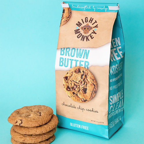 Browned Butter Chocolate Chip (GF)